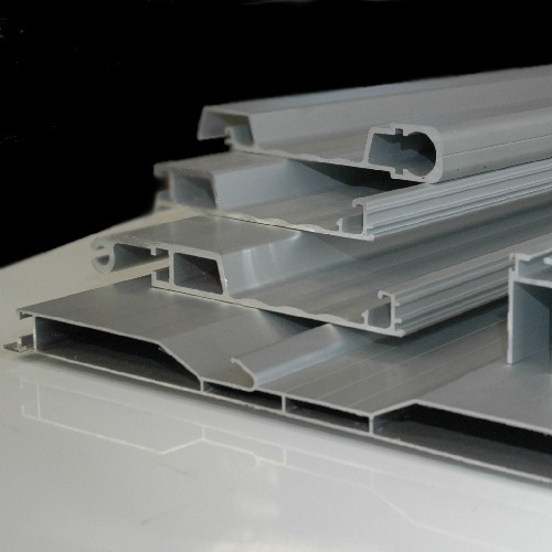 Aluminum products for industrial vehicle bodies